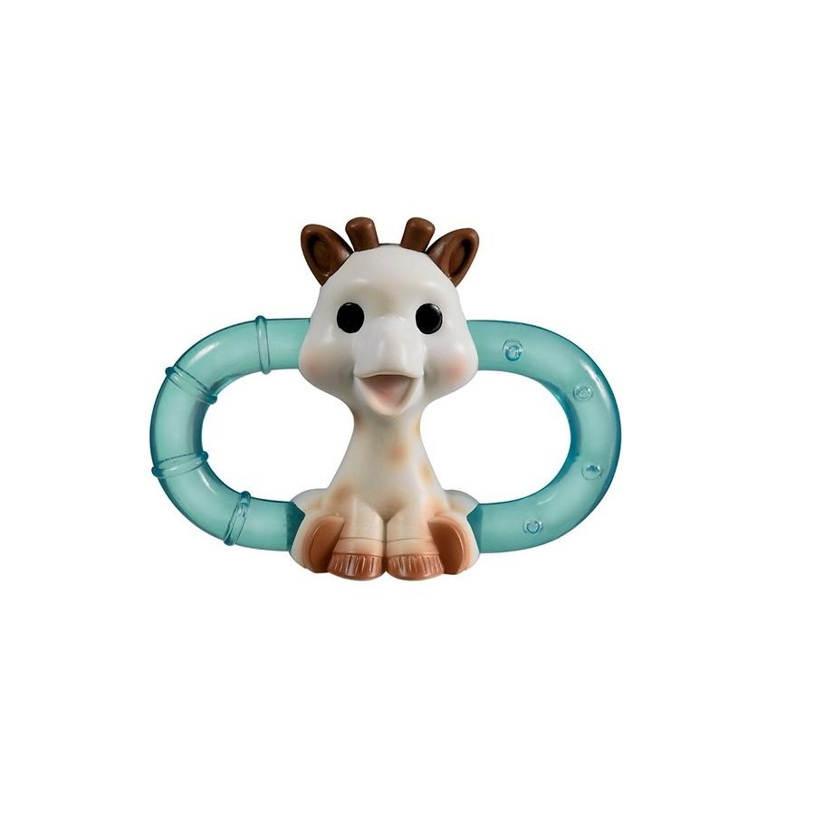 Žirafa Sophie dupli prsten za hlađenje desni