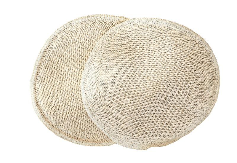 Disana perivi jastučići za dojilje - svila/ vuna/svila, 2 komada, 14 cm