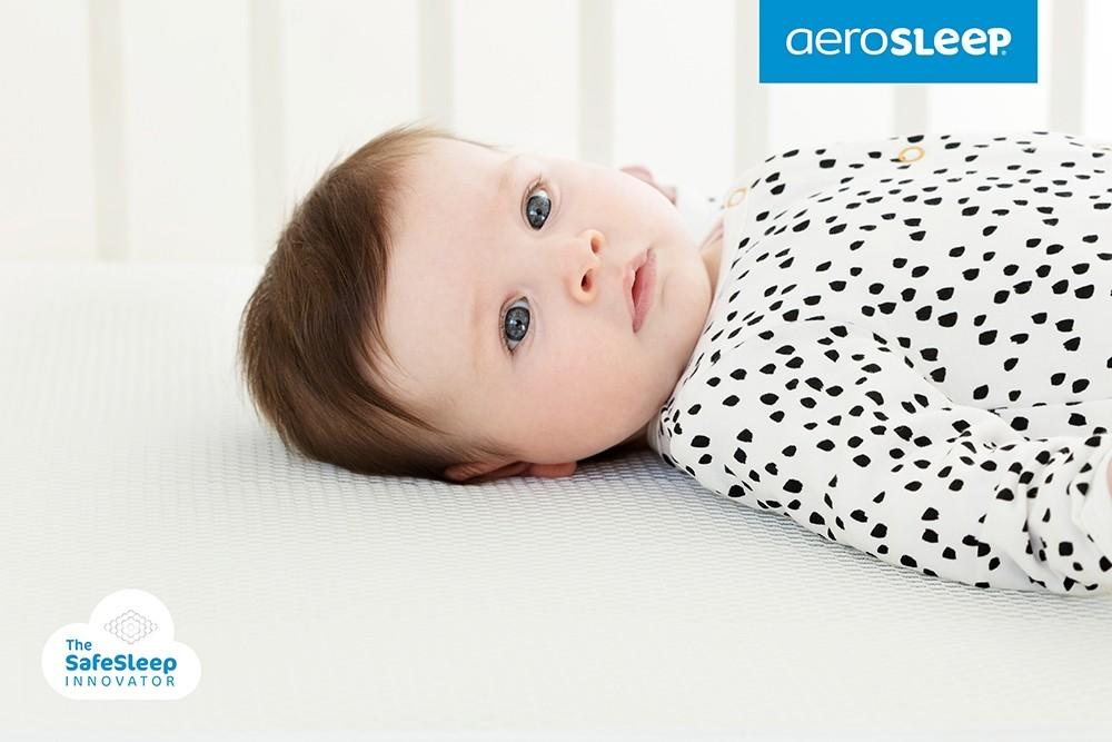 AeroSleep zaštita za dječji krevet  60x120