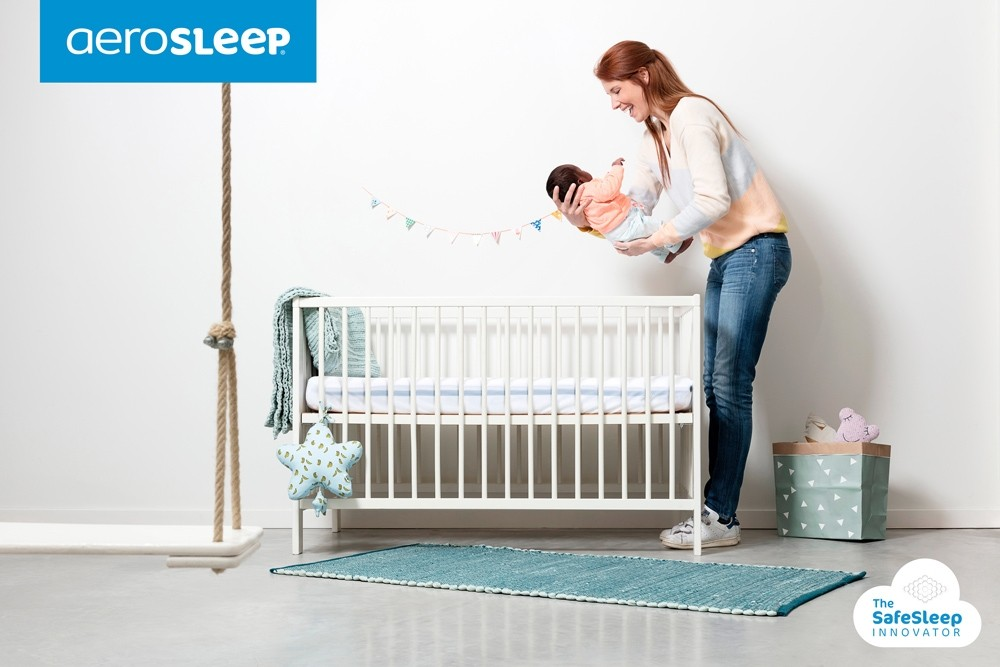 AeroSleep SafeSleep set - madrac + zaštita EVOLUTION 70x140