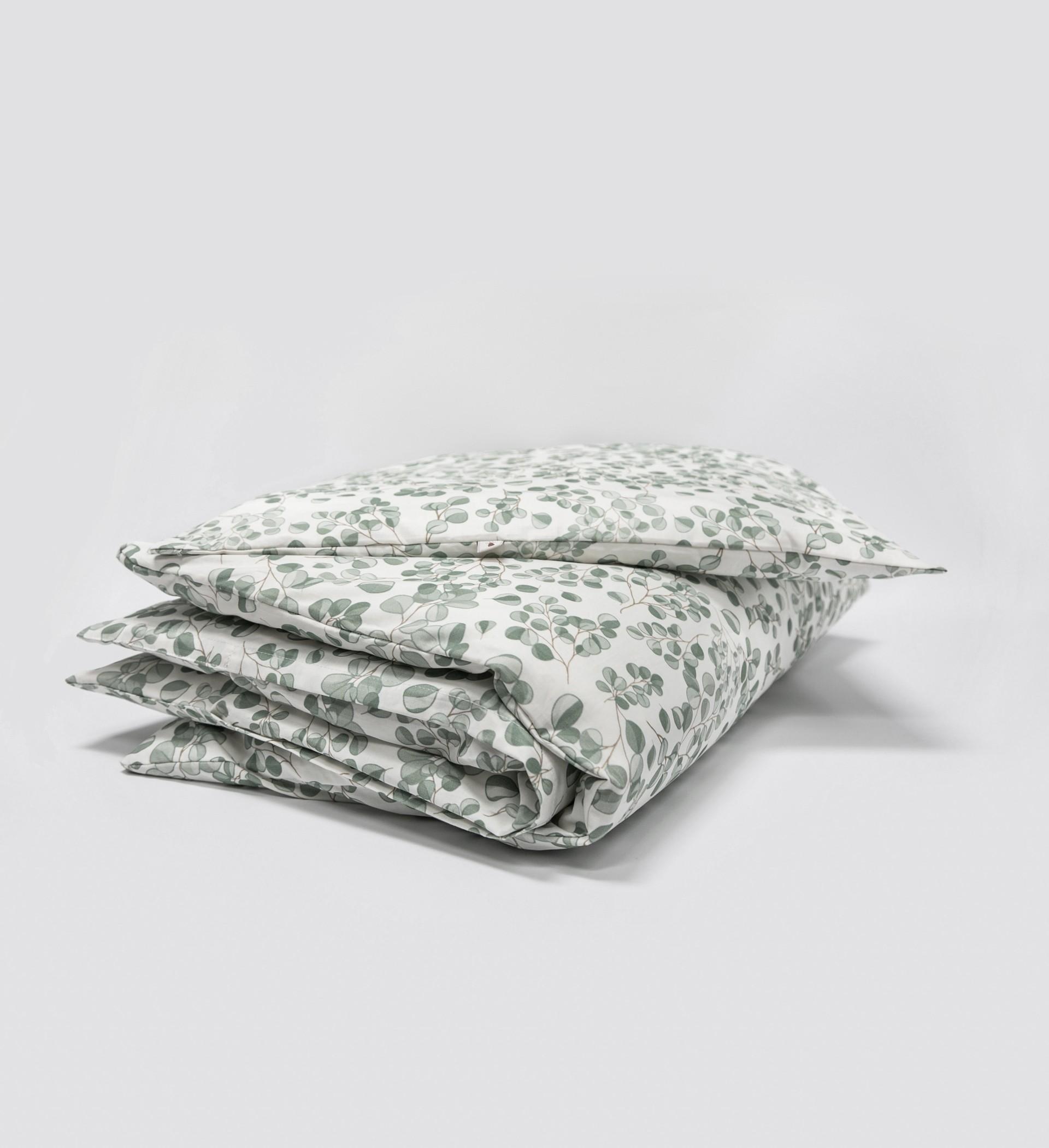 Baobaby presvlaka za poplun i jastučnica - Evergreen
