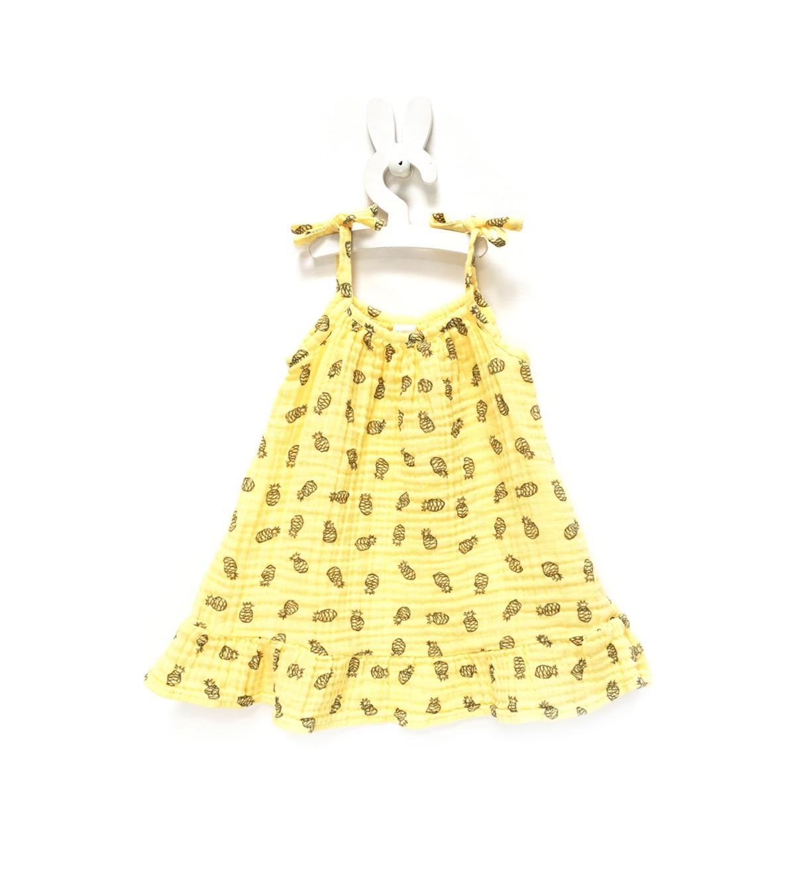 Baobaby haljina Ema, Pineapple Vibes