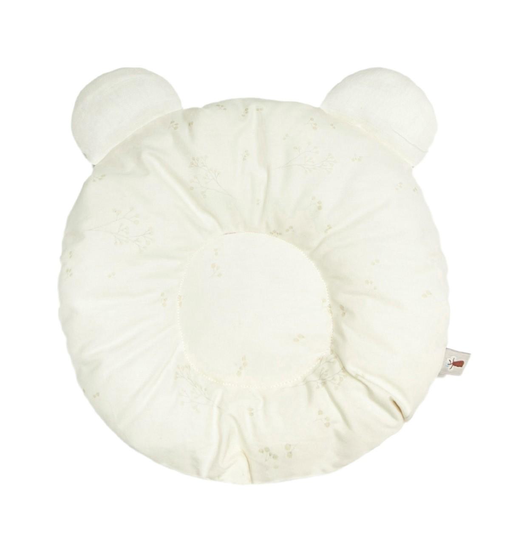 Baobaby okrugli jastučić s ušima, organski pamuk, Baby Breath