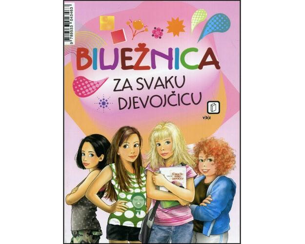 Bilježnica za svaku djevojčicu