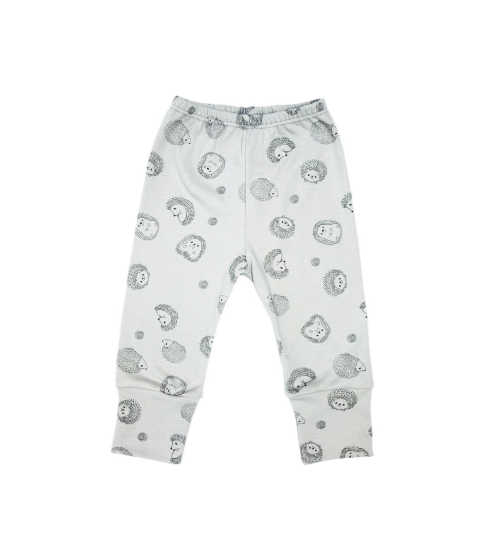 Baobaby hlačice, hlačice s renderom - Grey Spikey