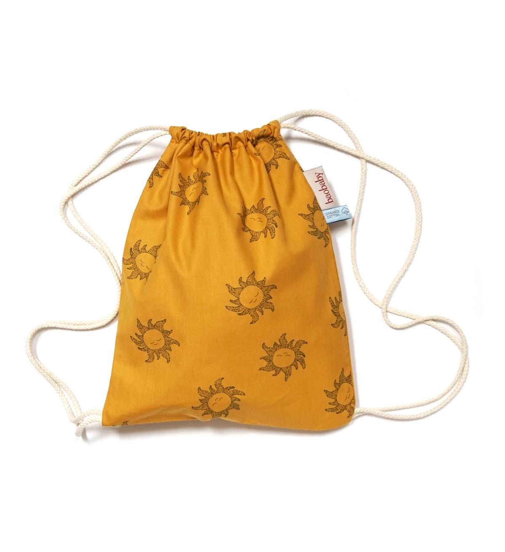 Baobaby torba za vrtić sa vezicama, Sunshine