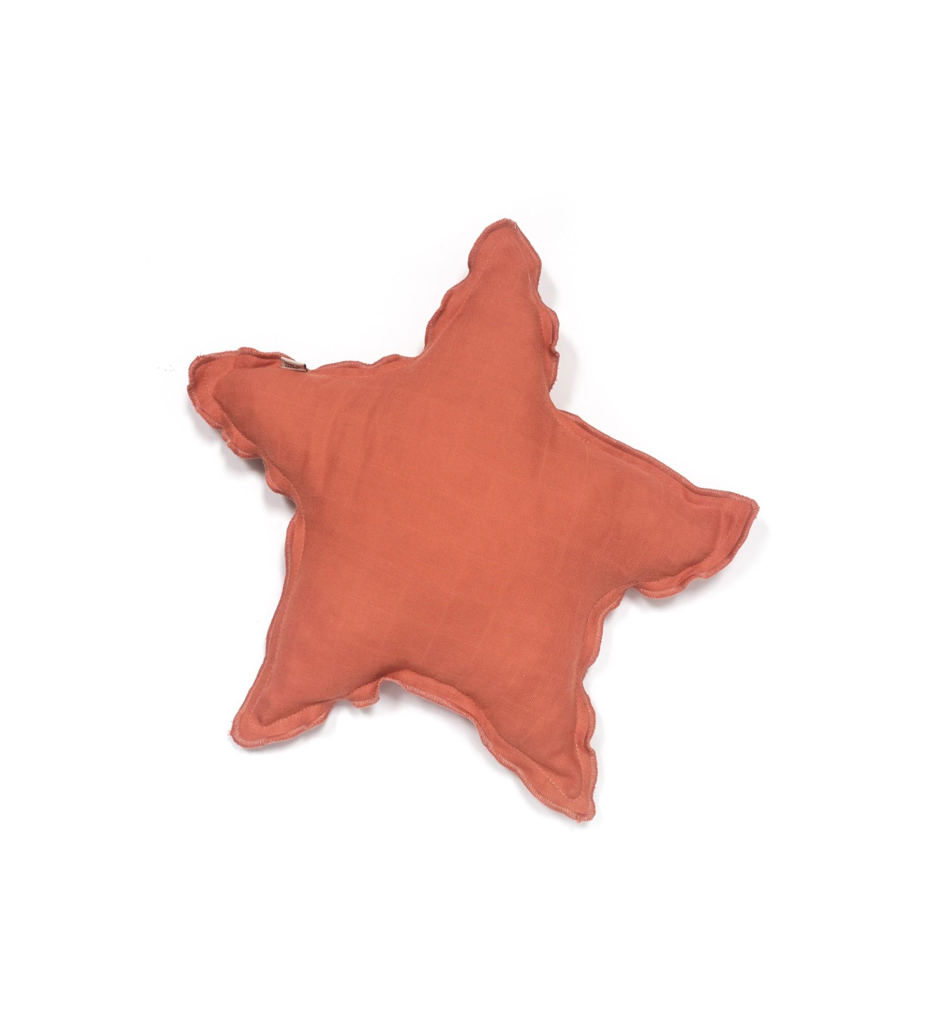Baobaby jastučić od muslina, Zvijezda - Copper Glow