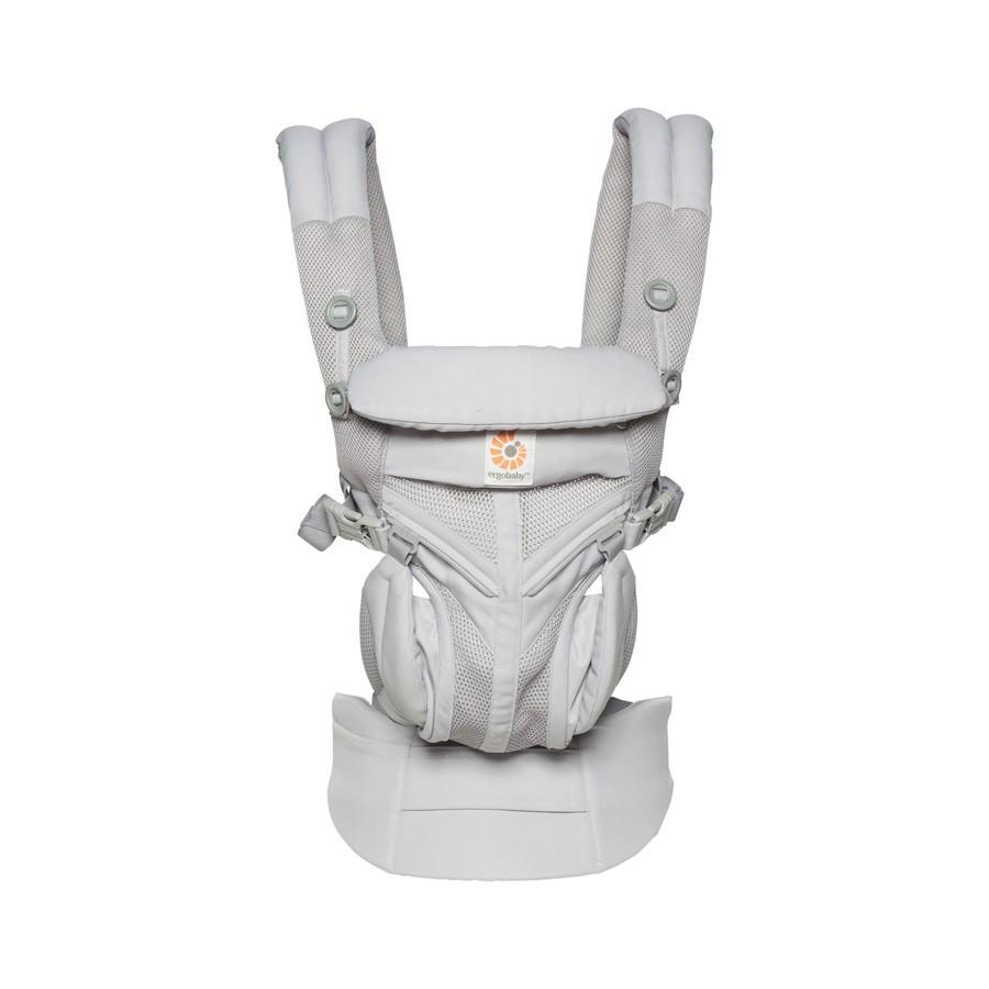 Ergobaby Omni 360 nosiljka,Cool Air, biserno siva
