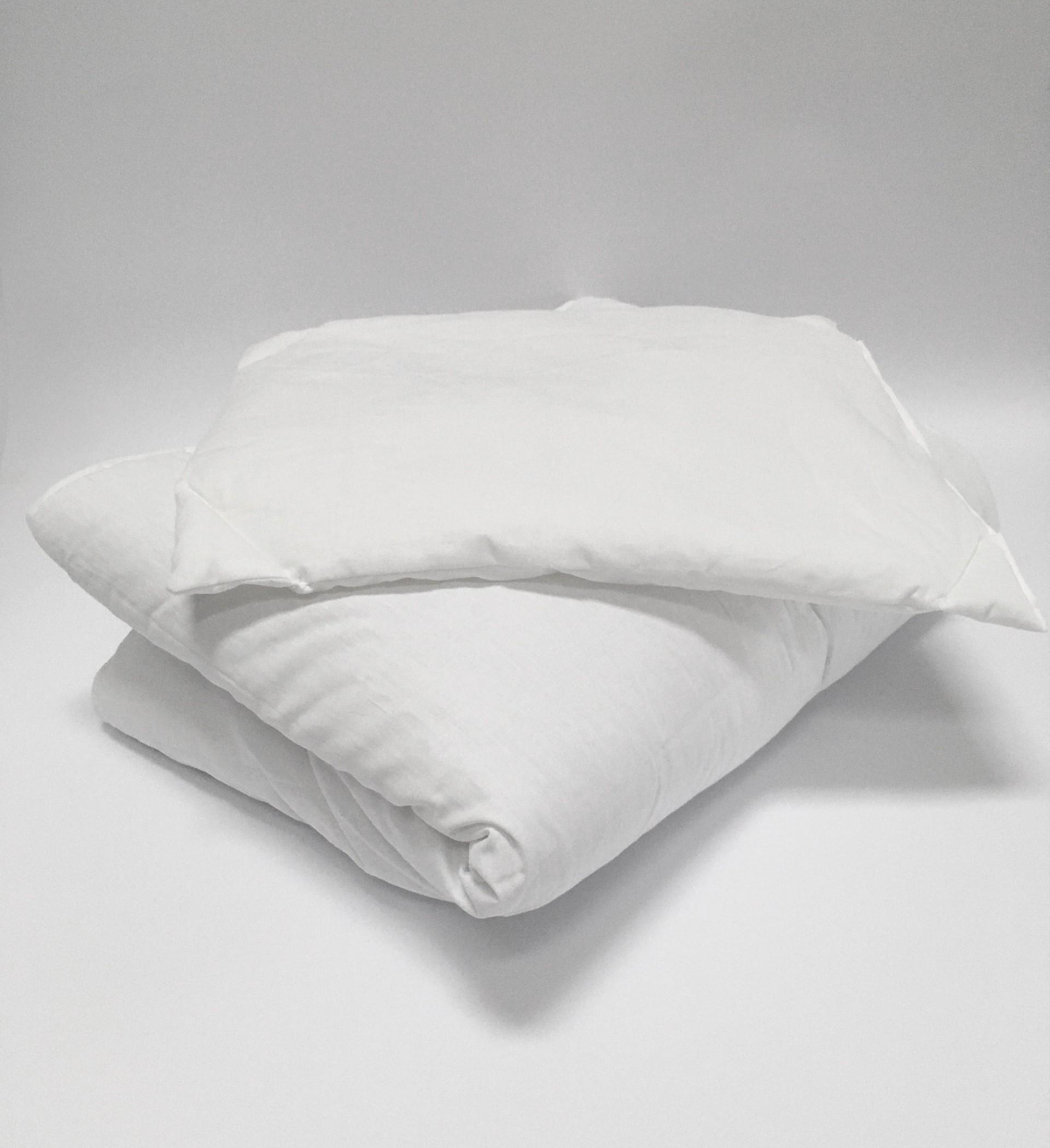 Rossa komplet posteljine, poplun i jastuk
