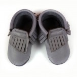 Baobaby Pelice - Moccasins grey