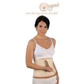 Carriwell - Steznik za trbuh od organskog pamuka na čičak
