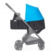 Ergobaby Metro Newborn Kit košara za bebu, plava