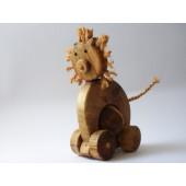 Toporko - Straašni lav