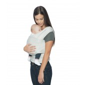 Ergobaby Aura marama : Grey Stripes Siva
