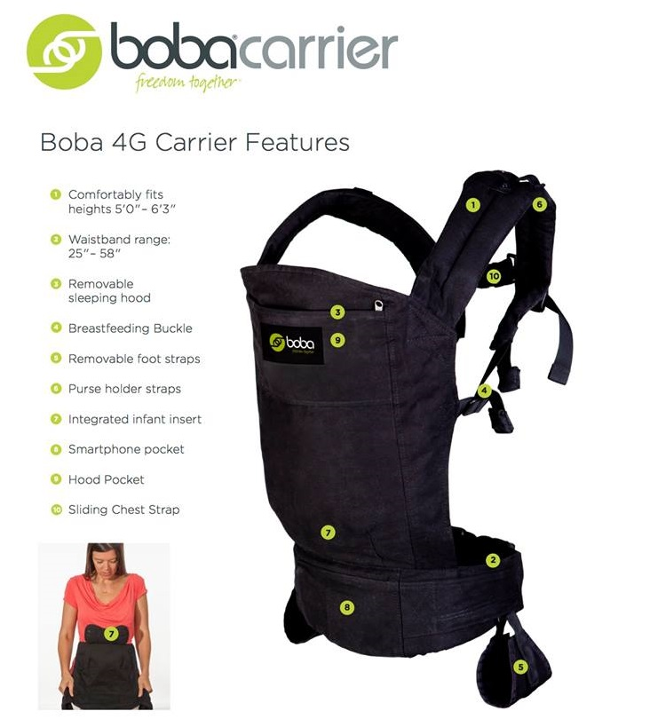 Bobacarrier