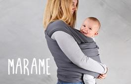 Elastične marame za nošenje beba