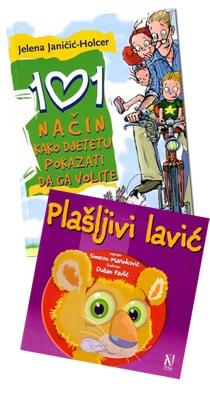 MiniGreeny knjige za djecu