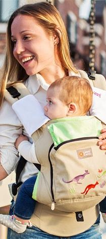 MiniGreeny nosiljke za bebe