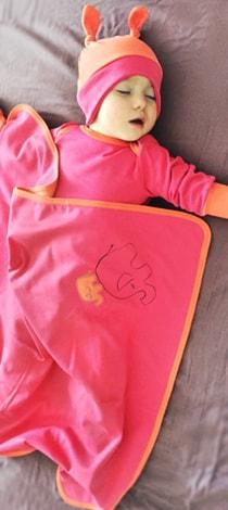 MiniGreeny sve za spavanje beba