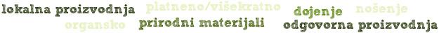 Minigreeny - zeleno je bitno