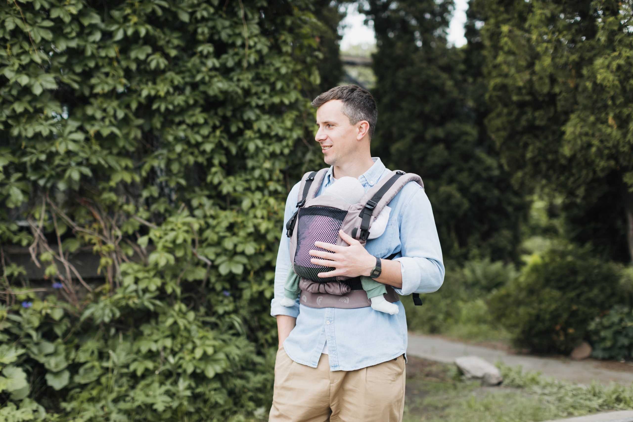 Recenzija Love&Carry 'ONE+ COOL organic nosiljke